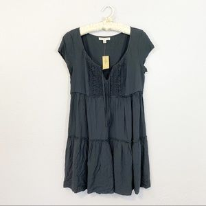 AMERICAN EAGLE OUTFITTERS Tiered Boho Dress